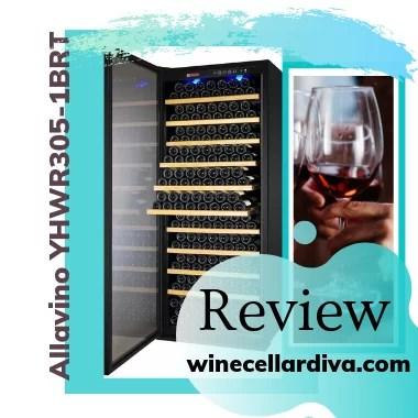 Allavino YHWR305-1BRT Wine Fridge