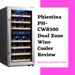 Phiestina PH-CWR100 Dual Zone Wine Fridge Review