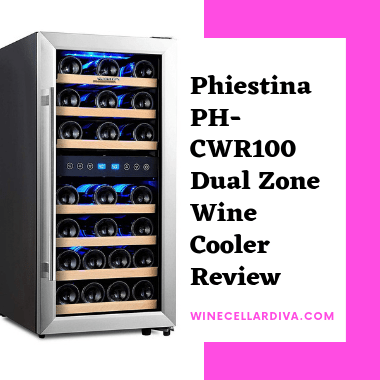 Phiestina PH-CWR100 Dual Zone Wine Cellar Review
