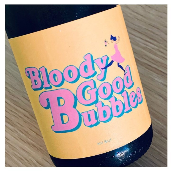 Tipsy Aunt Flo Bloody Good Bubbles