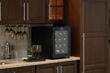 Danby 12 Bottle Wine Cooler Design