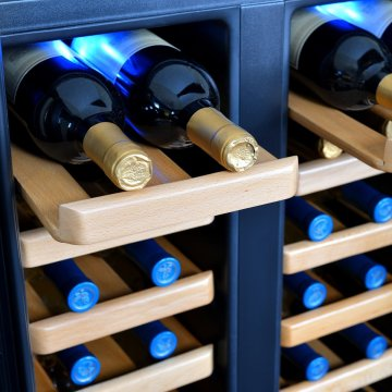 Keep From Overloading Your Wine Cooler
