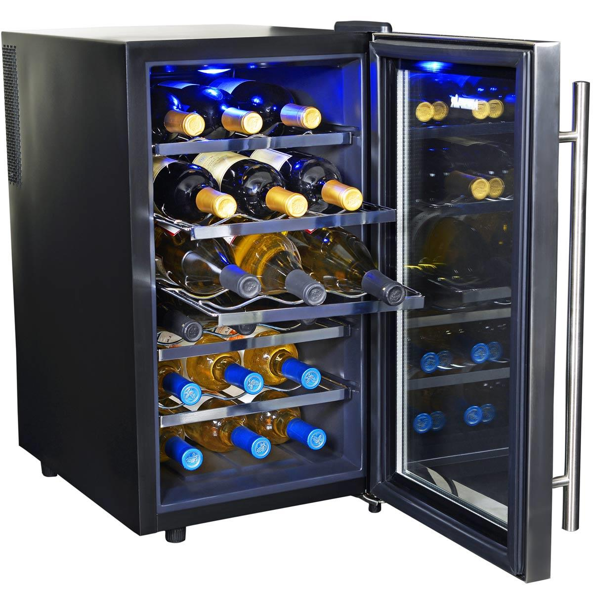 Newair Aw 181e 18 Bottle Thermoelectric Wine Cooler Review