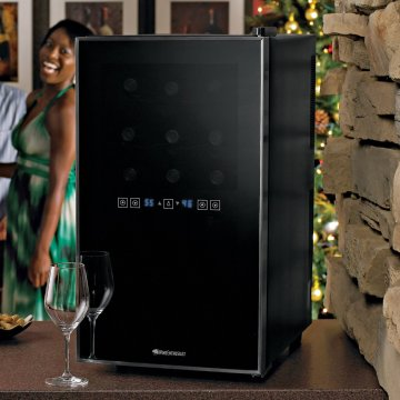 Wine Enthusiast 18-Bottle Refrigerator