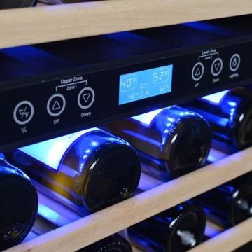 Wine Cooler Lights