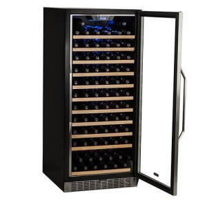 EdgeStar 121 Bottle Single Zone Built-in Wine Cooler