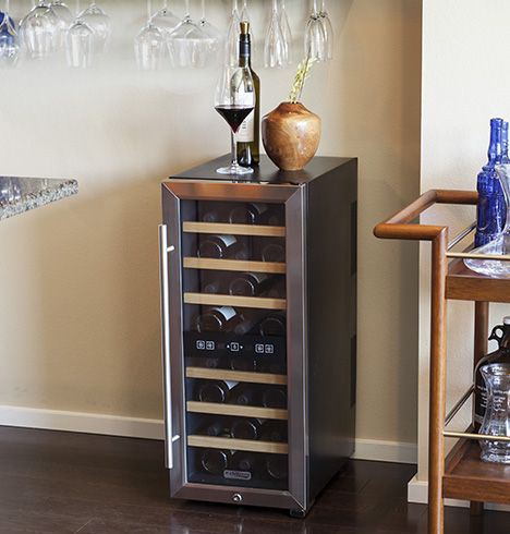 Best Looking Freestanding Wine Coolers