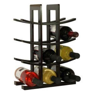 Oceanstar 12-Bottle Wine Rack
