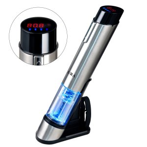 Secura Stainless Steel Electric Wine Opener