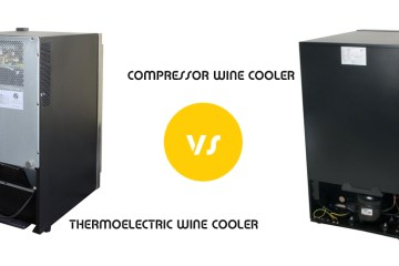 Thermoelectric vs Compressor Wine Cooler