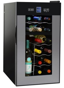NutriChef 18 Bottle Dual Zone