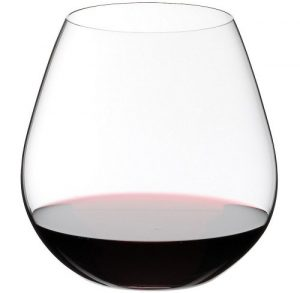 Riedel O Pinot Nebbiolo Stemless Wine Glass