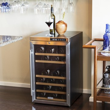 Edgestar 34 Bottle Dual Zone Wine Cooler