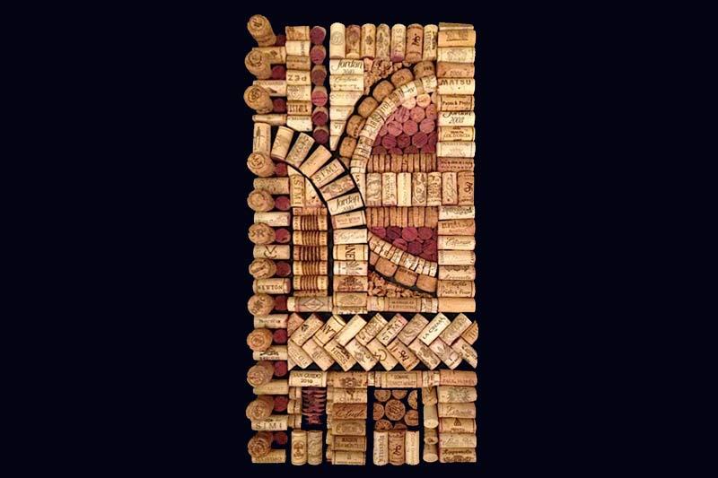 Wine Cork Patterns