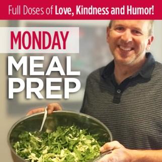 Monday Meal Prep - Scott's Healing Salad