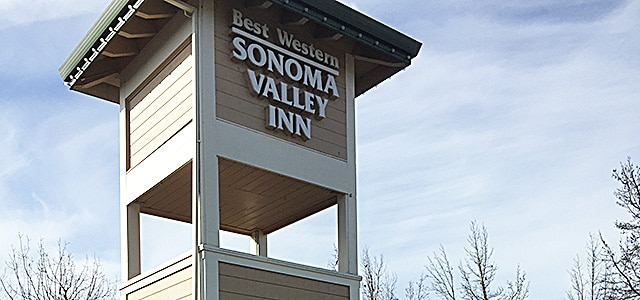 Best Sonoma Valley Wine Country Lodging