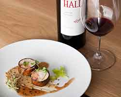 hall cooking and food series