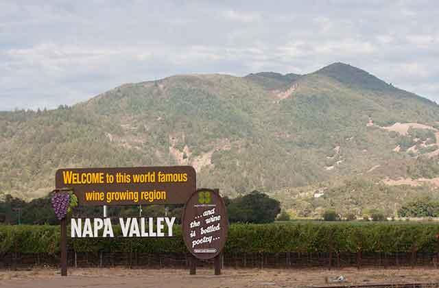 napa valley getaway