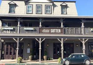 dining in Sutter