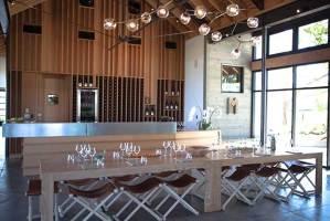 MacRostie tasting room
