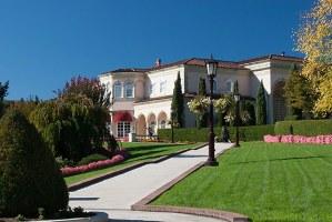 gardens at Ferrari Carano