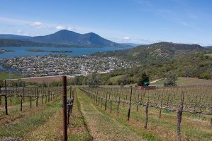 Lake County wine country