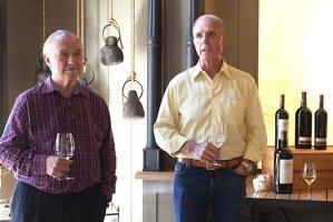 Bob and Roger Trinchero