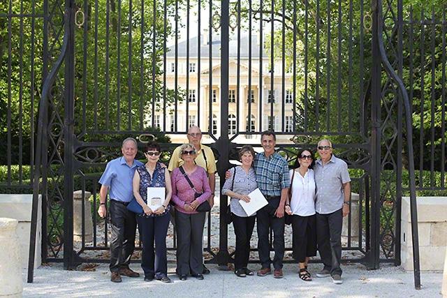 Chateau Margaux tour