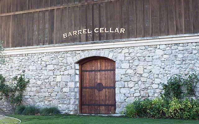 Barrel Cellar 1887 Madrone
