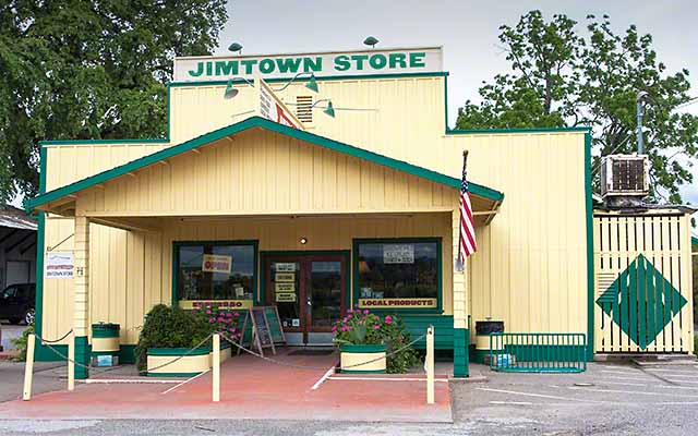 Jimtown Store in the Alexander Valley AVA