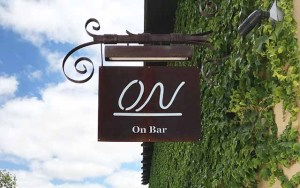 on-bar restaurant