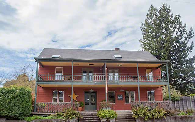 Boonville Hotel -popular Anderson Valley destination
