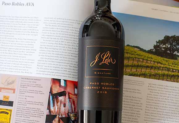 J Lohr in the Paso Robles wine region