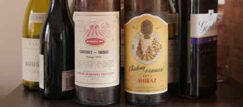 1973 Bailey's Cabernet Shiraz Tahbilk Shiraz Feature for Wine Decoded by Paul Kaan