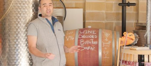 Ageing in Oak and Tank V2016 for Wine Decoded by Paul Kaan