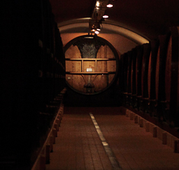 Roederer Winery Foudre