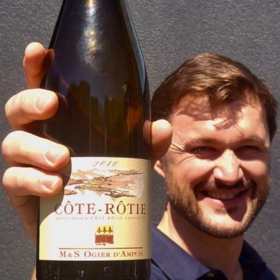 Stephane Ogier 2010 Cote Rotie