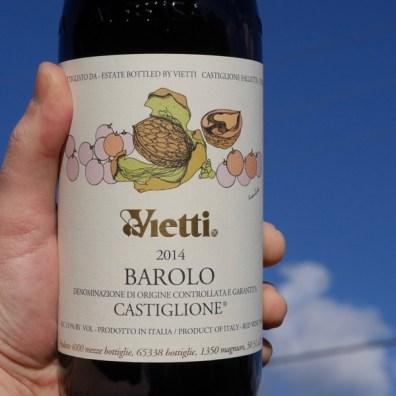 Vietti Barolo 'Castiglione' 2014