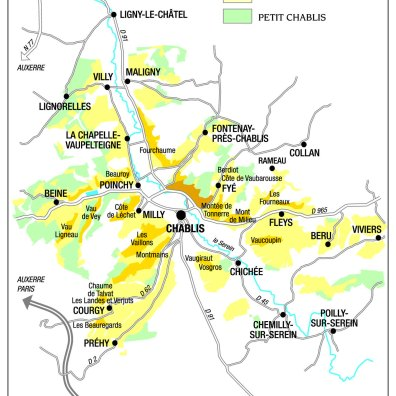 Chablis Macro Map