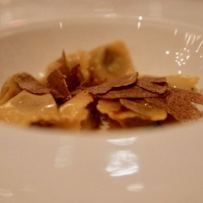 Giuseppe Rinaldi Barolo Dinner White Alba Truffle Pasta