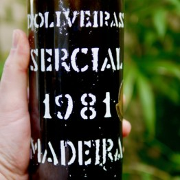Pereira D'Oliveiras Madeira Sercial 1981 by Paul Kaan for Wine Decoded