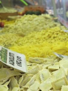 Pasta Perfection in the Alba mercato