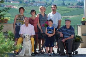 Albino Rocca family.