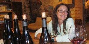 Great way to end a day of new experiences in Castelmagno - wine tasting in Barolo with Chiara Boschis.