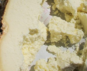 Crumbly yet creamy. Young Castelmagno cheese makes the perfect accompaniment  to crispy, fresh bread and red wine.