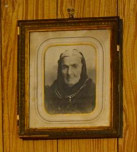 Luigia Oddero, nonna of Giacomo Oddero of Poderi e Cantina Oddero in S. Maria La Morra.