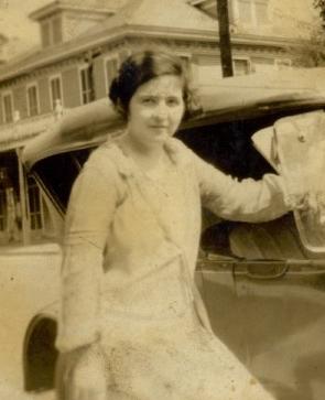 My nonna, Frances Castrogiovanni Manale