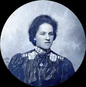 Clotilde Rey, grandmother of Angelo Gaja of the iconic Barbaresco winery bearing the family's name.