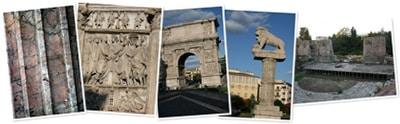 View Benvento Roman remains
