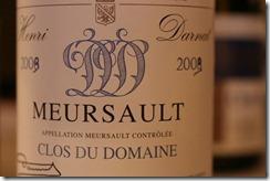 Henri Darnat's Meursault